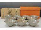 田村悟朗の萩数茶碗