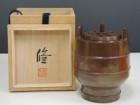 蓮田修吾郎の朱銅香炉
