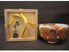宮川香雪の京焼茶碗
