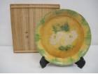 中村秋塘 飾り皿
