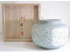 方赫山 高麗青磁花瓶