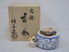 伊東桂楽の火鉢香合