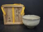 亀井味楽の高取茶碗
