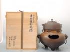風炉釜、茶釜の買取 茶道具の買取に重要な事
